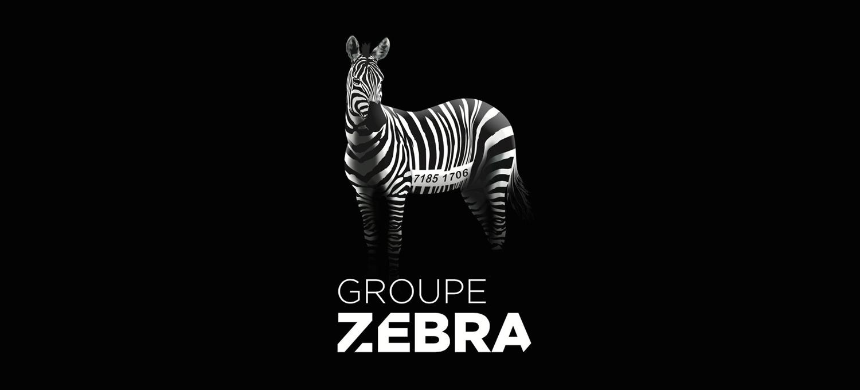 Groupe Zebra Logotype