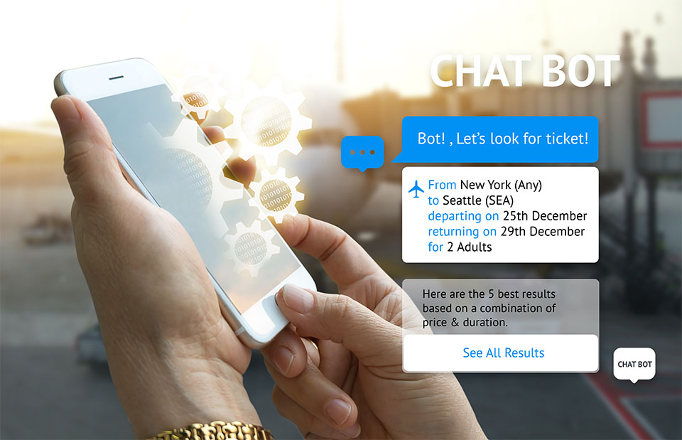 Humanisation des interfaces - Chatbot