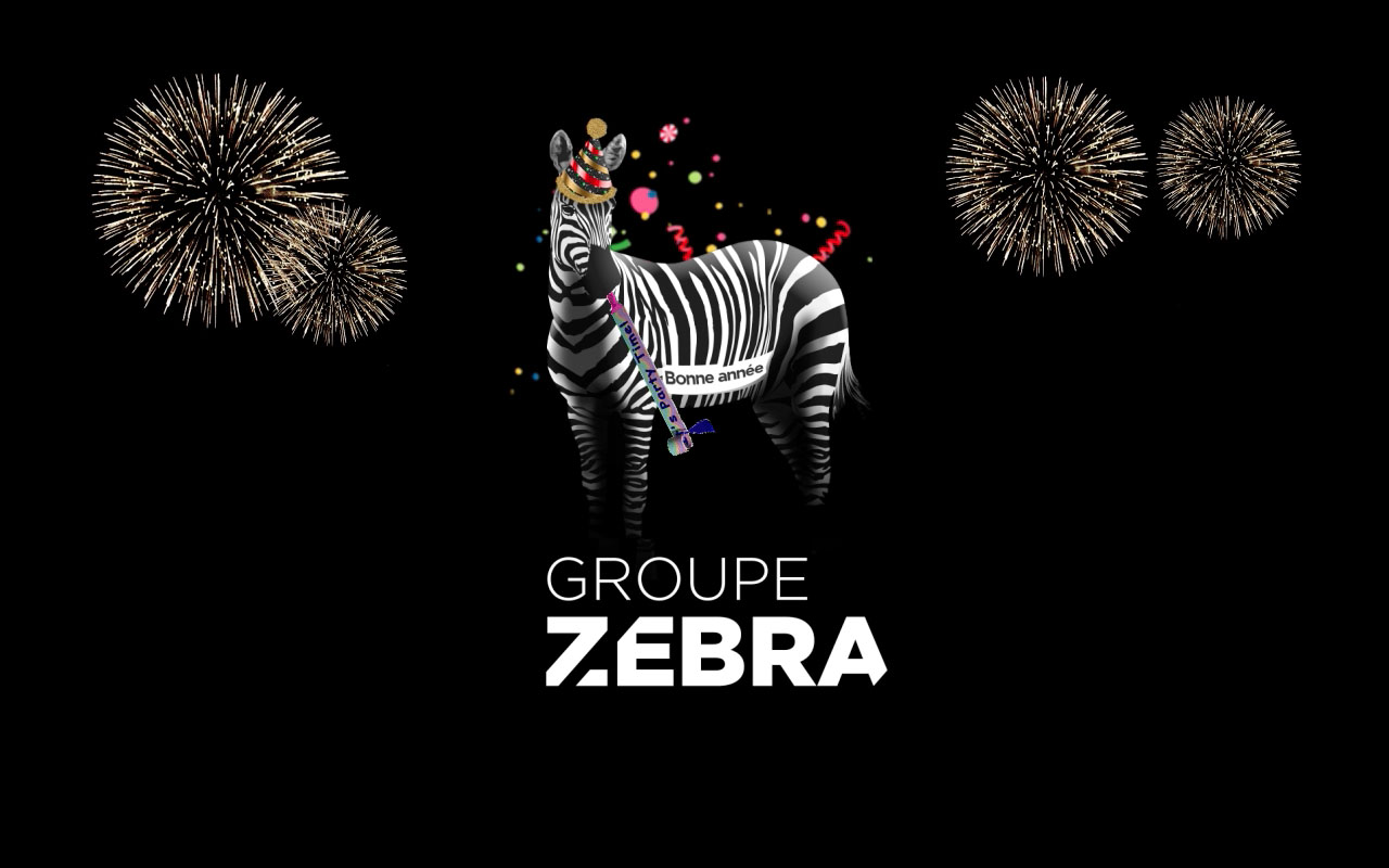 Voeux GROUPE ZEBRA 2019 - INNOVATION FACTORY