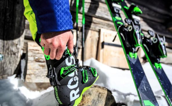 Chaussure de Ski Rossignol - Design produit