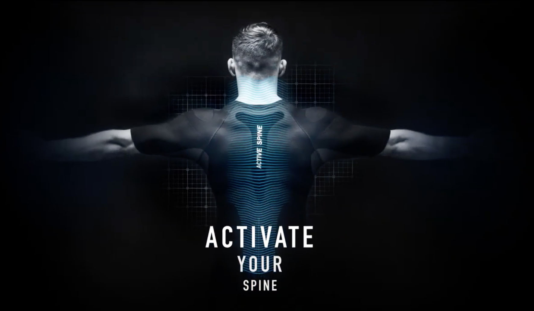 Active spine ODLO - Groupe Zebra