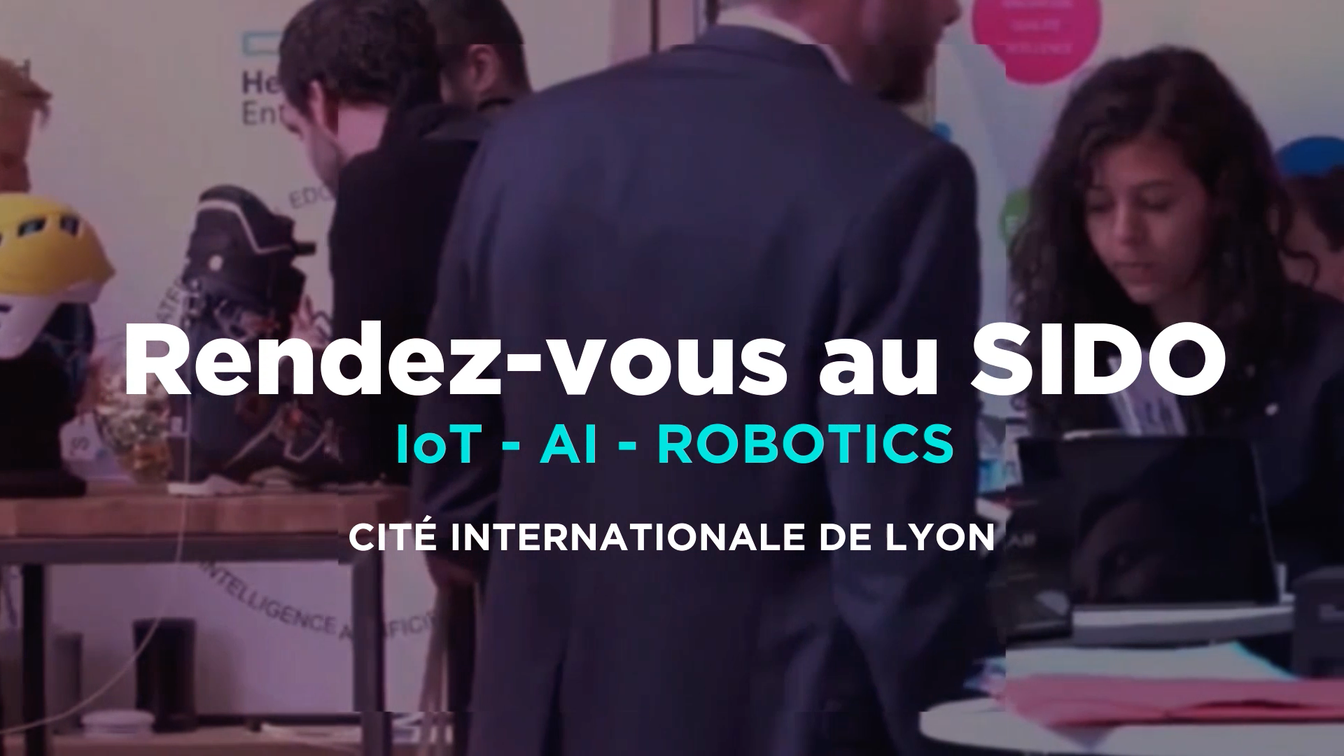SIDO IOT AI ROBOTICS