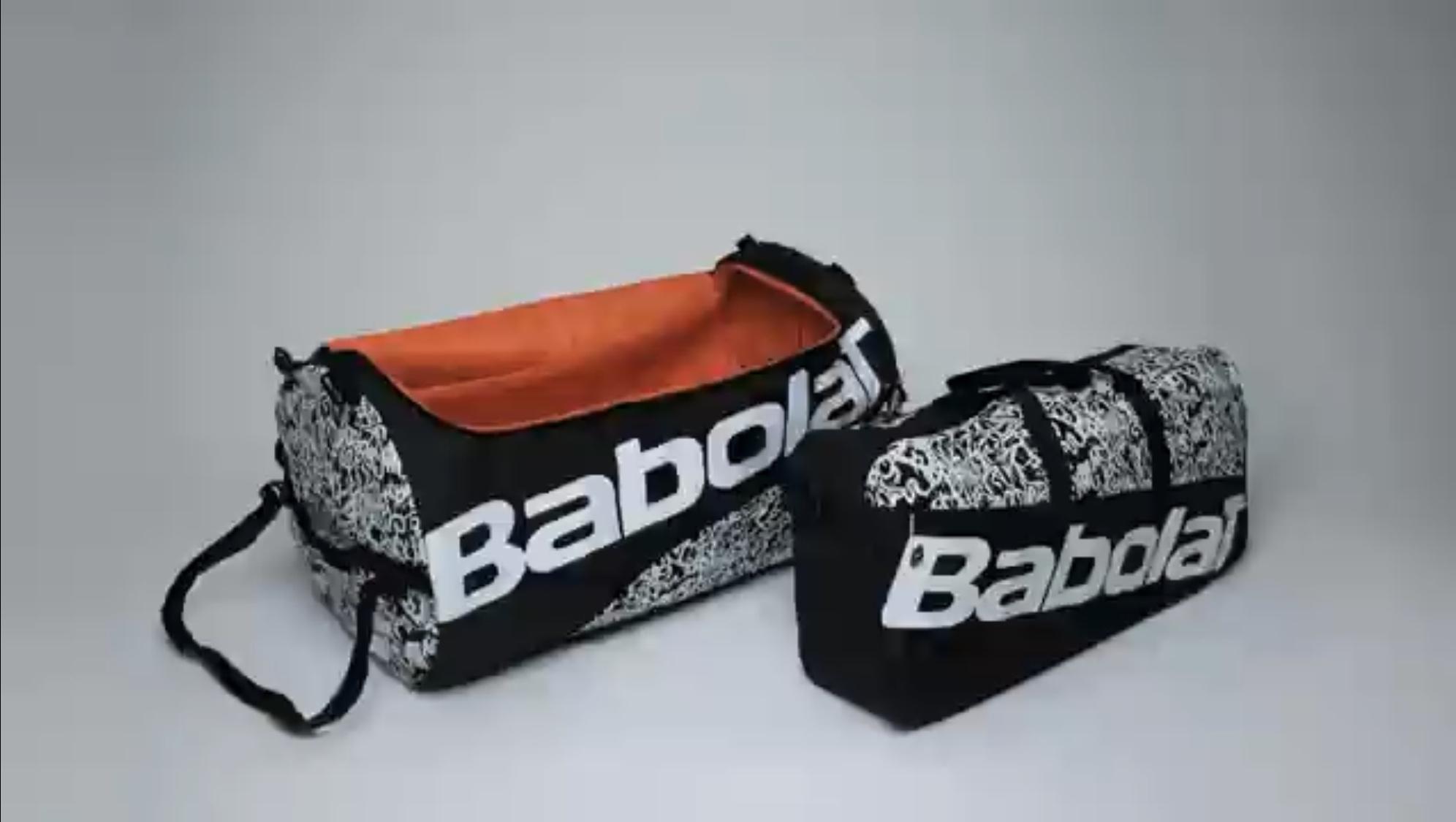 Un sac de voyage signé Babolat !