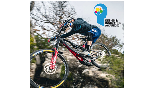 L'Overvolt GLP2 de LAPIERRE remporte le Design & Innovation Award !